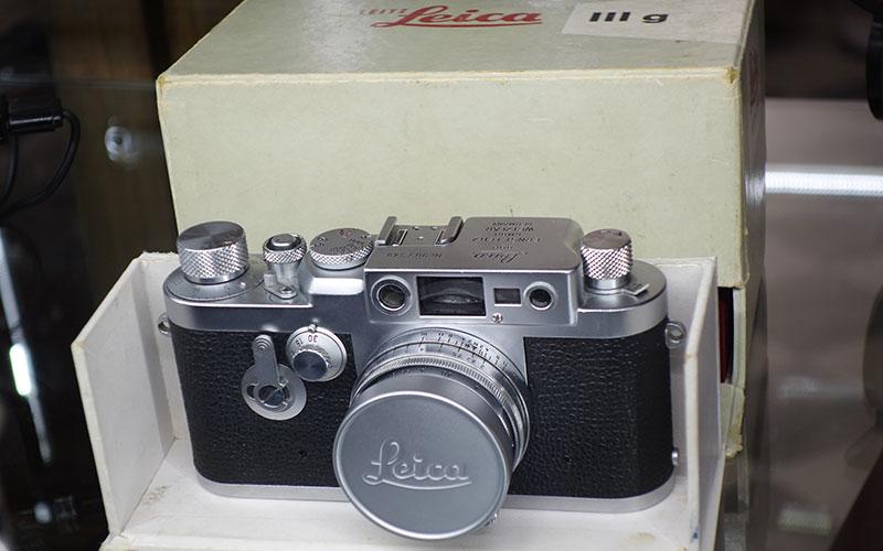 Leica macchinetta