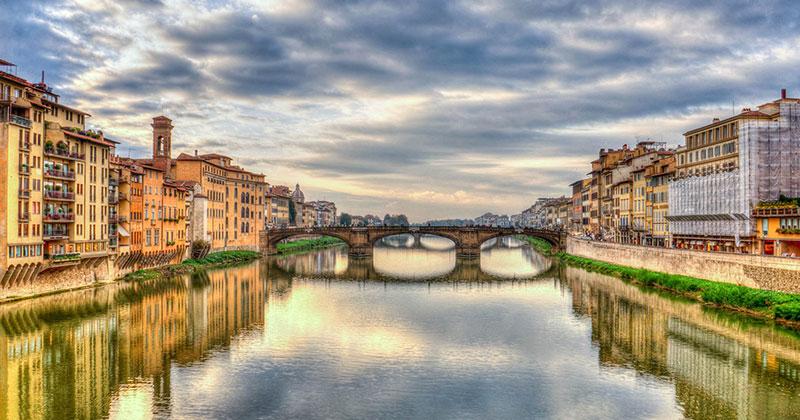 fiume Arno, Firenze
