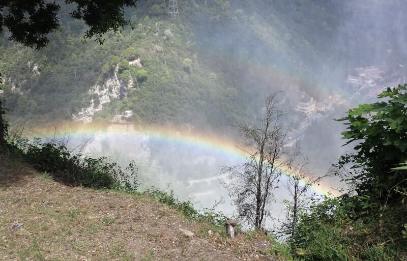 Umbria, la Cascata delle Marmore i suoi percorsi