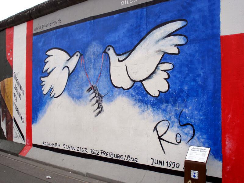 L'era dei muri e la divisione del mondo