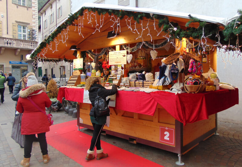 Trentino, a spasso tra castelli e mercatini di Natale