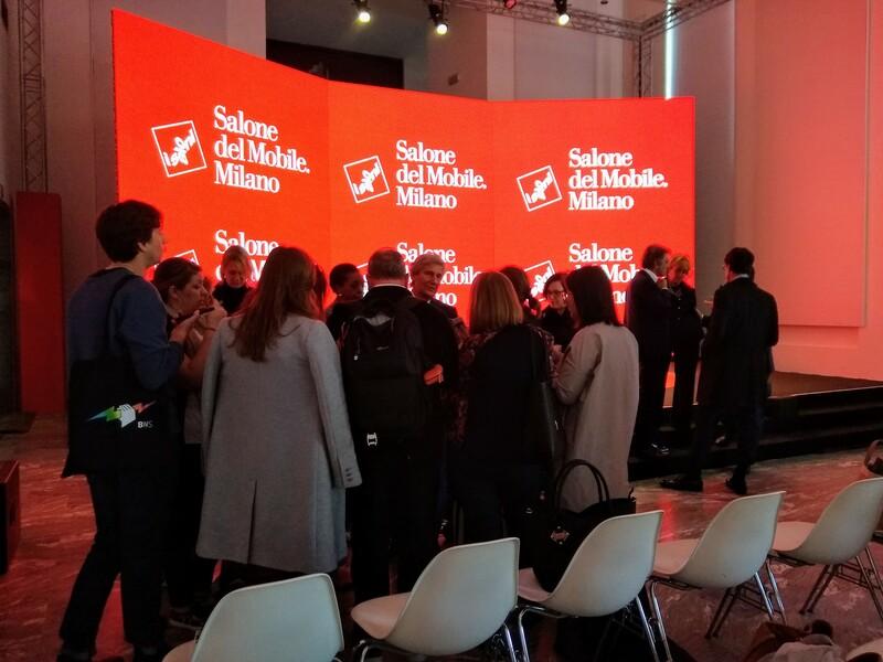 Salone del Mobile.Milano: ad aprile la 58esima edizione