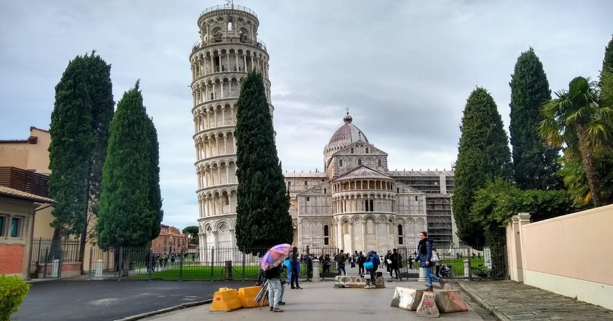 Pisa: cosa fare e dove mangiare bene