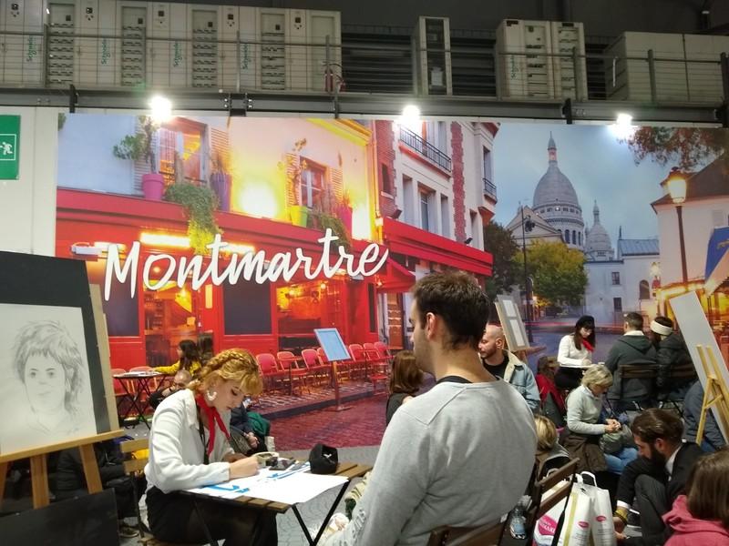 montmartre parigi francia