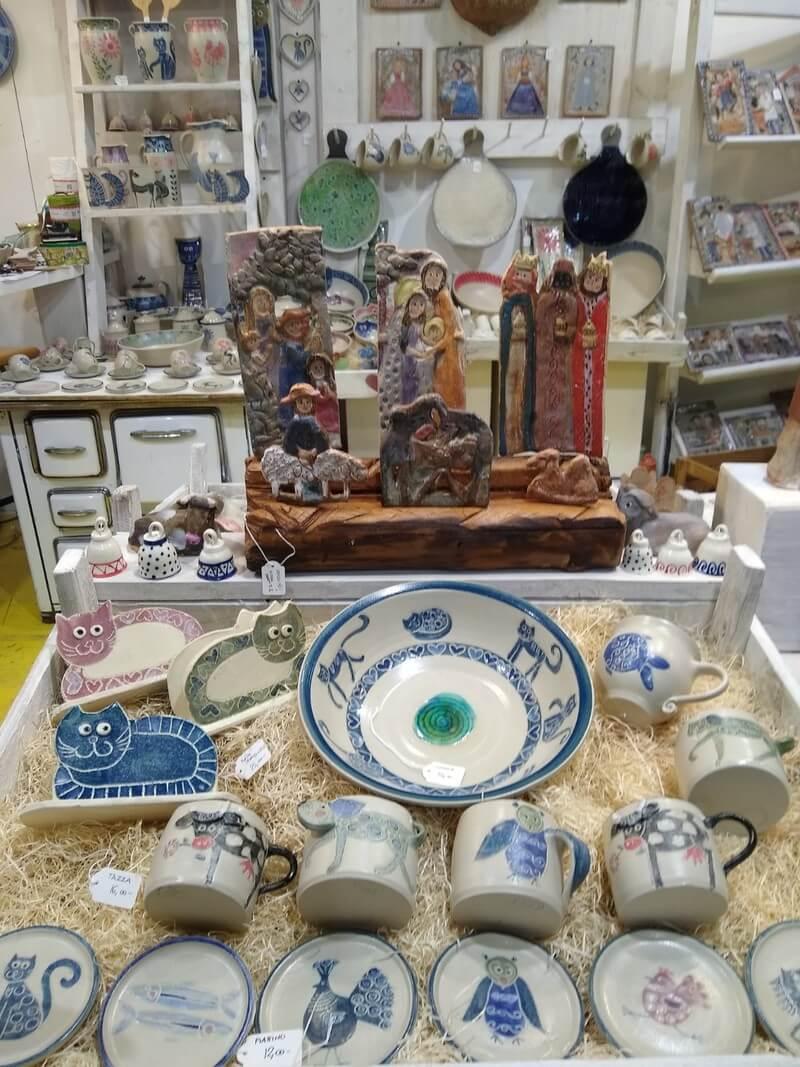 stand ceramica