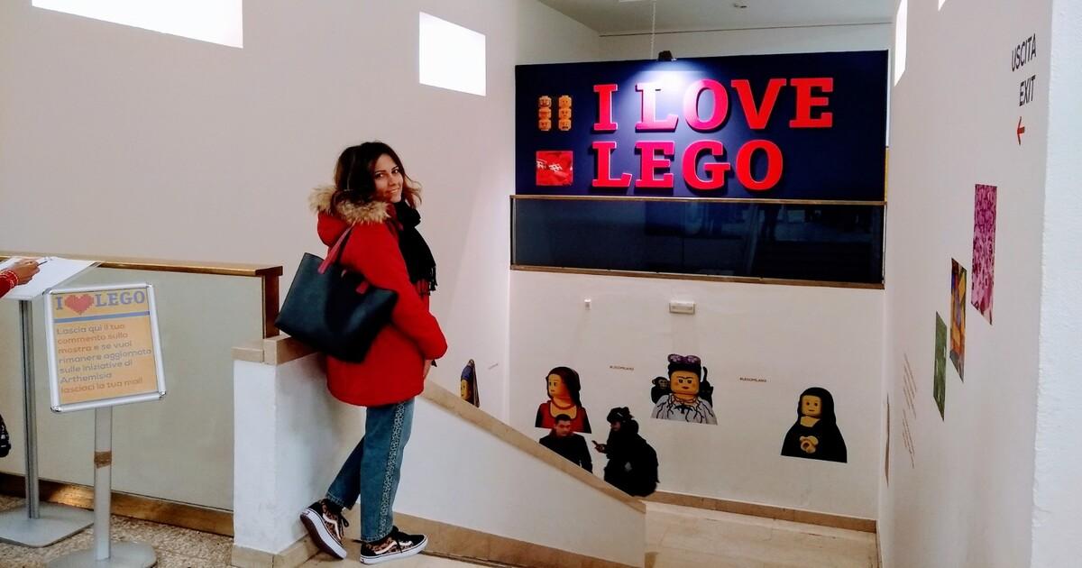 Lego in mostra presso La Permanente di Milano