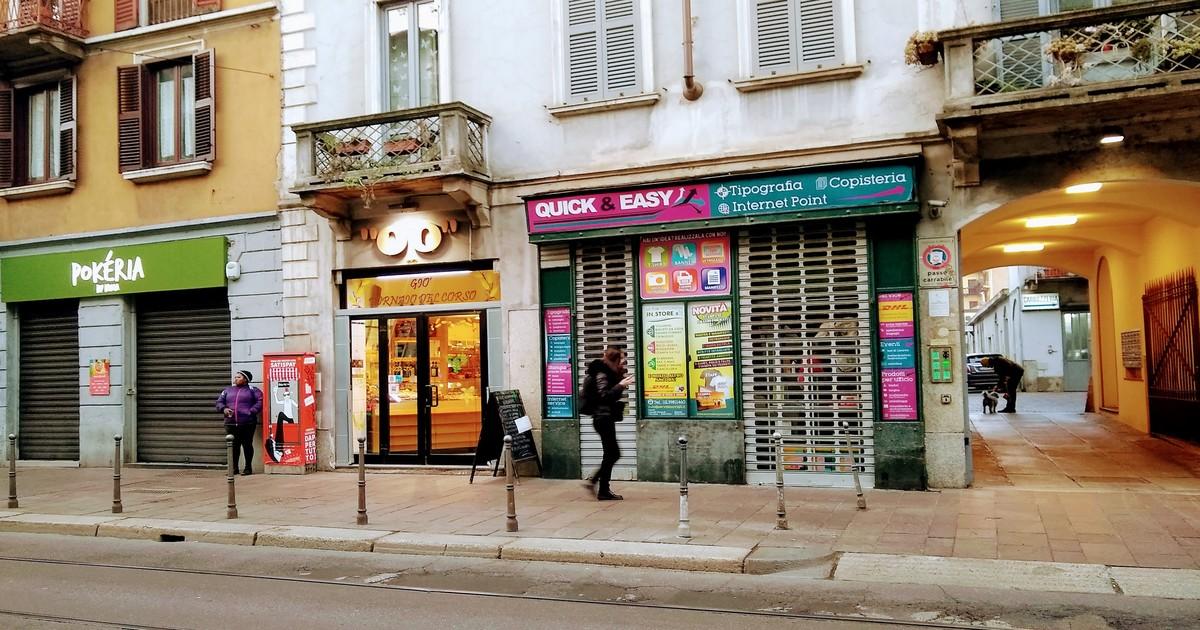 Panificio 00 da Giò: il fornaio di Corso San Gottardo