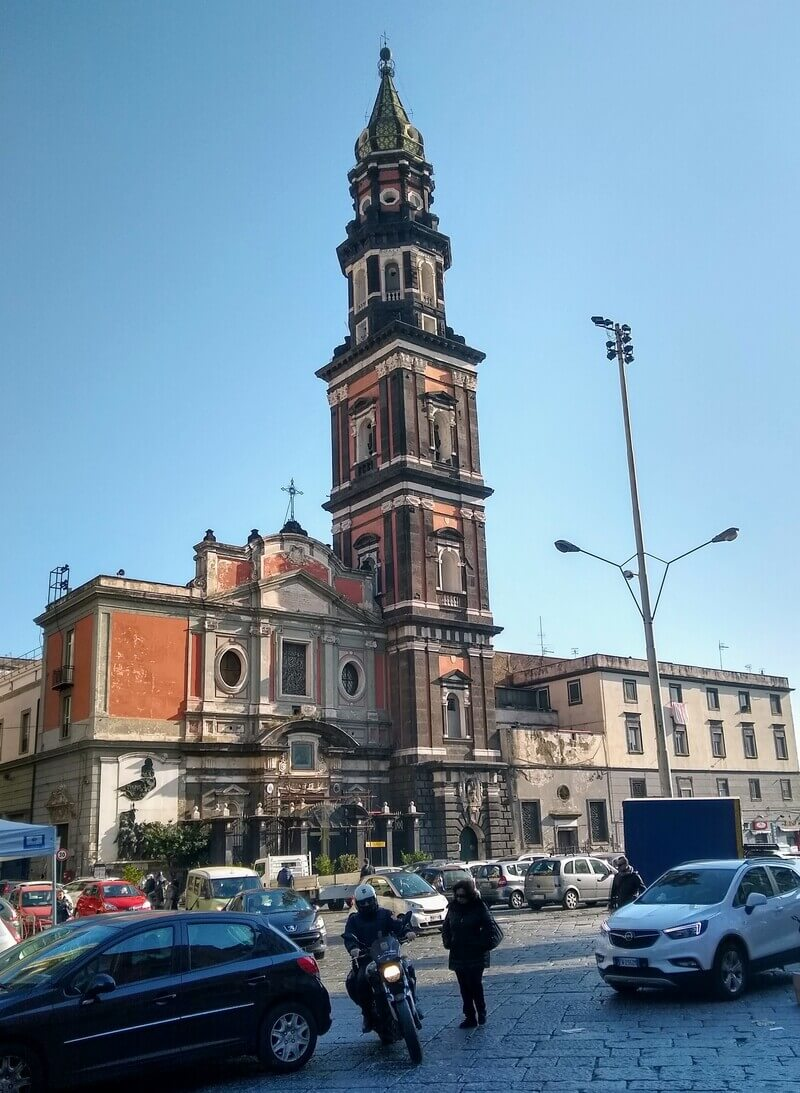 piazza mercanti napoli