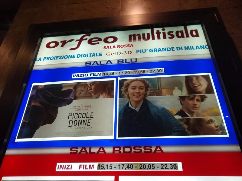 multisala orfeo milano