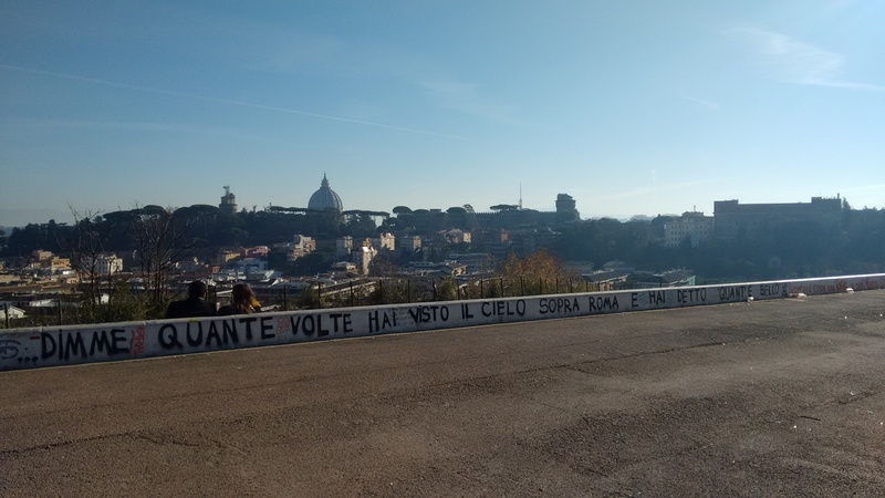 roma parco monte ciocci