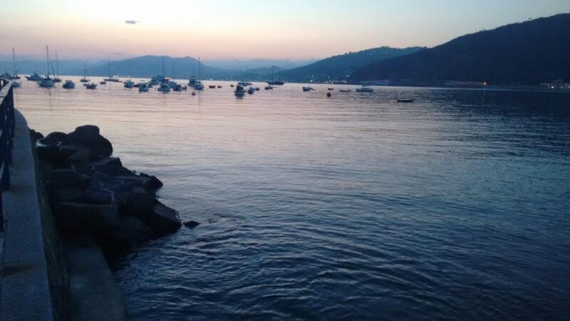 sestri tramonto