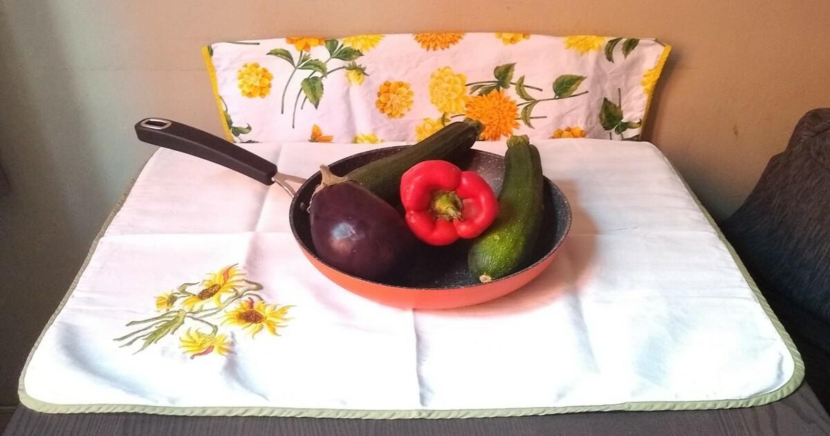 Verdure ripiene in padella: ricette facili e veloci