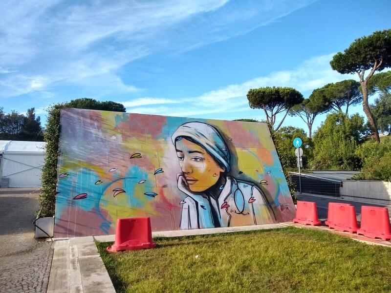 street artist alice pasquini