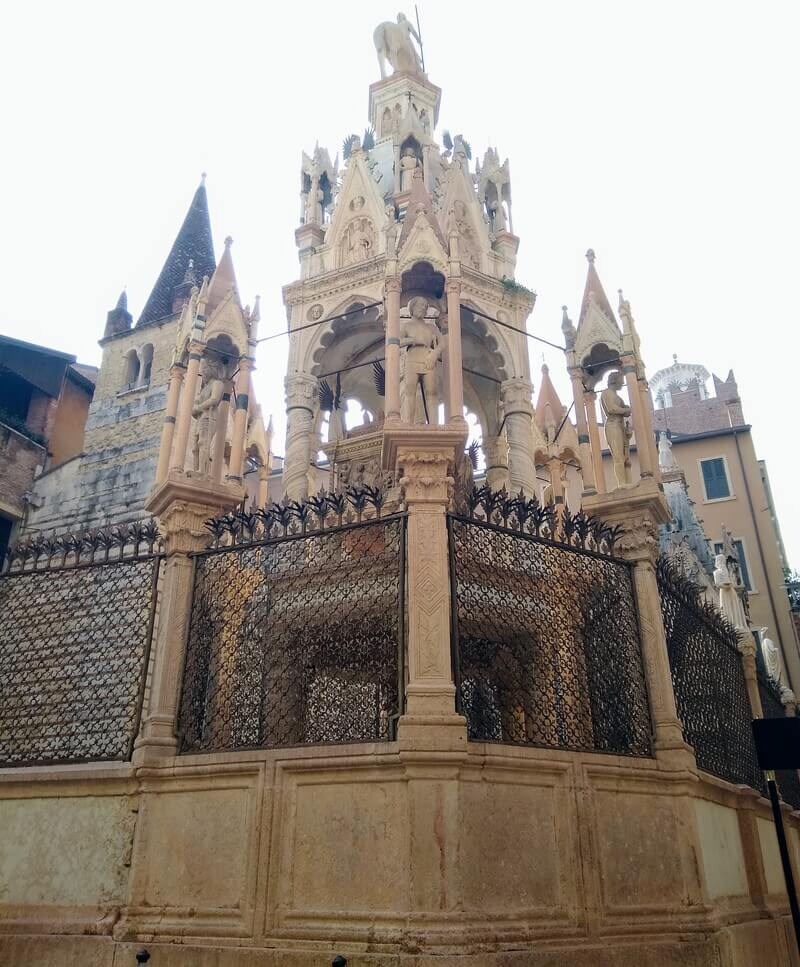complesso monumentale arche scaligere