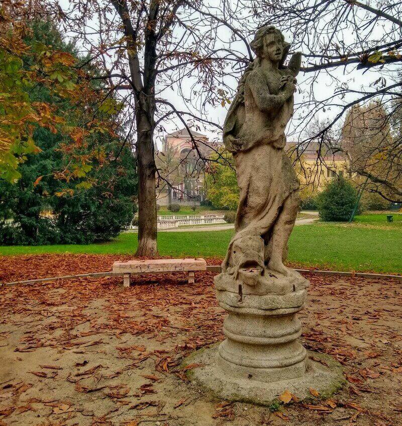 giardini guastalla milano