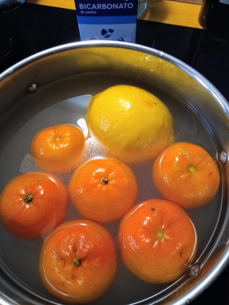 mandarini bicarbonato
