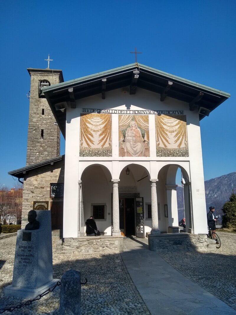 chiesa madonna del ghisallo