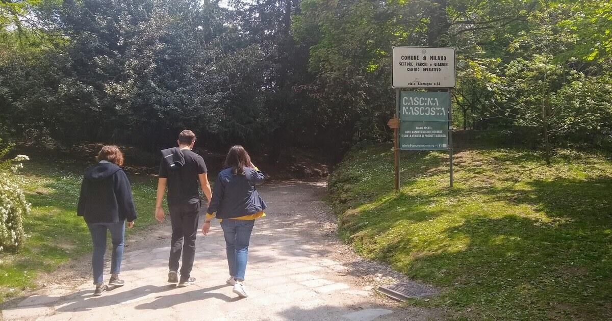 Cascina Nascosta: un'oasi nel cuore di Parco Sempione