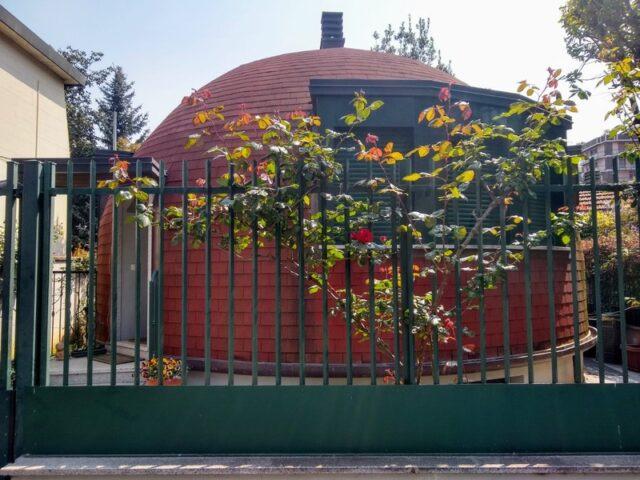 Case igloo a Milano: quartiere Maggiolina - Messa a fuoco