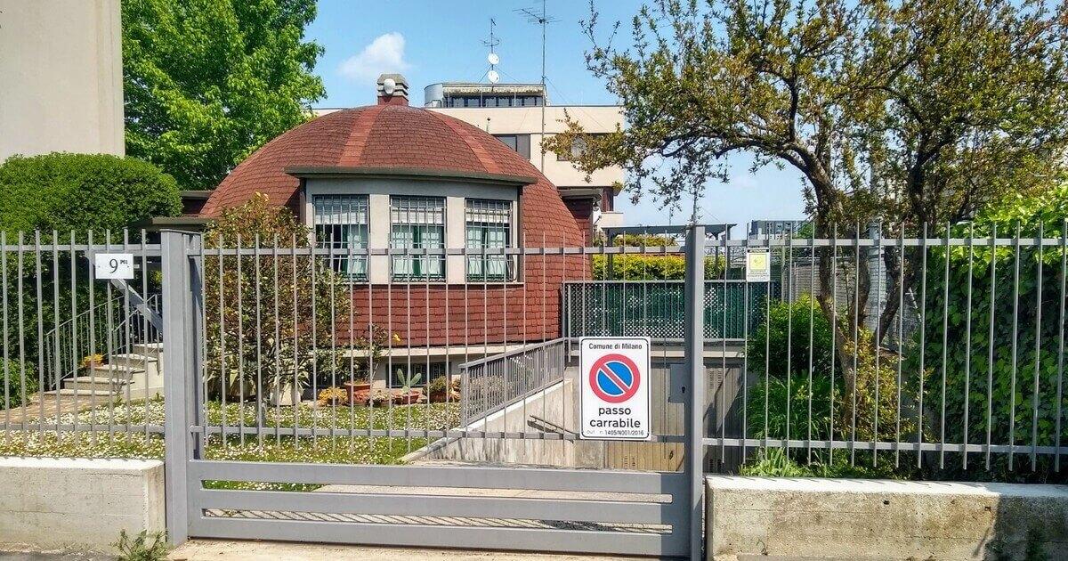 Case igloo a Milano: quartiere Maggiolina