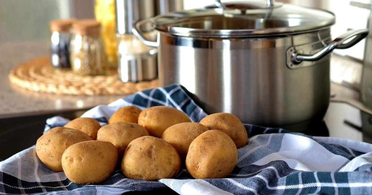 Pasta e patate: la ricetta di nonna Matilde