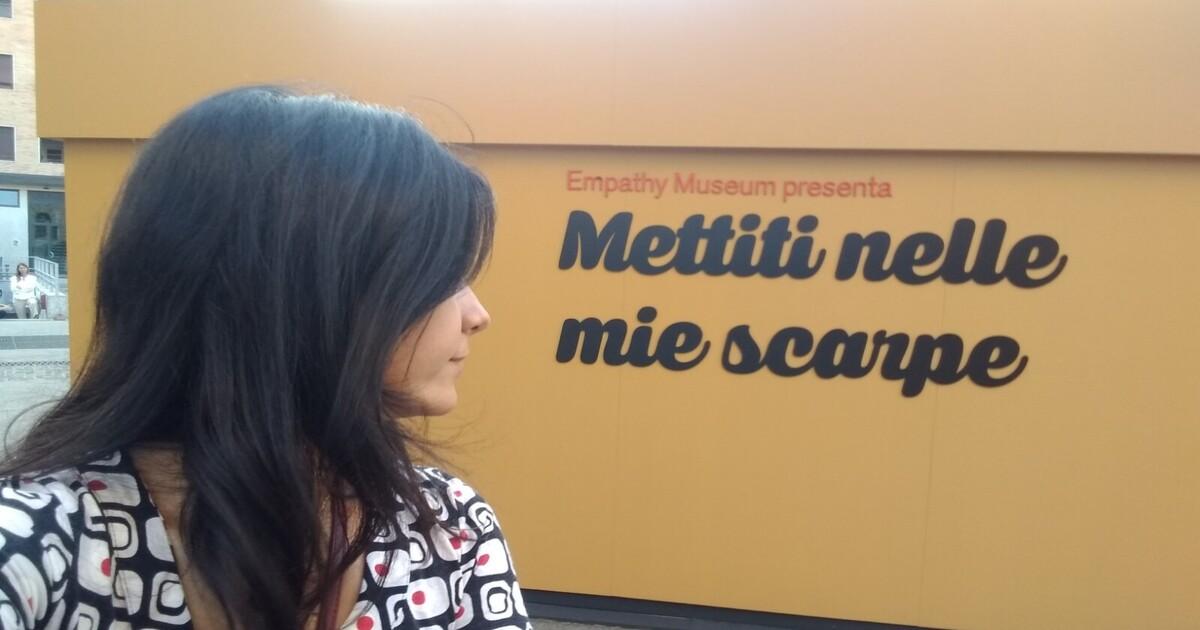"""""""Mettiti nelle mie scarpe"""": l'empatia a Milano"""