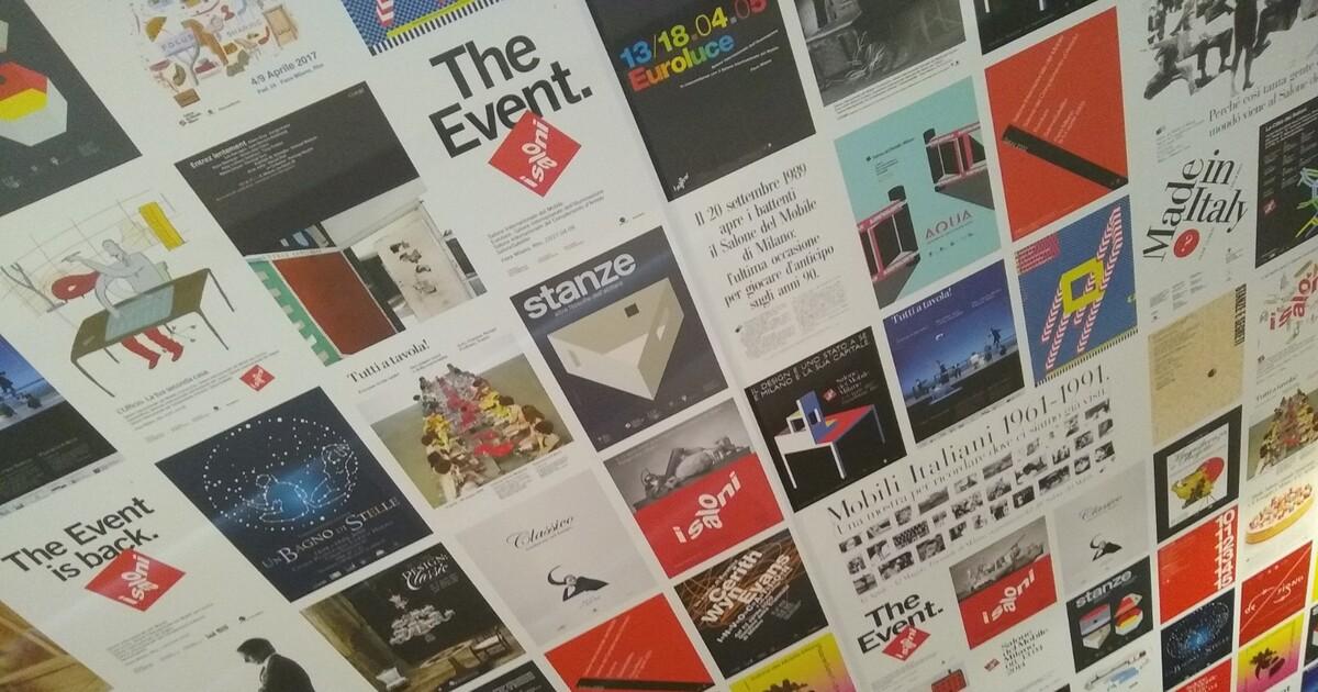 Il Salone / la Città, la mostra in Triennale