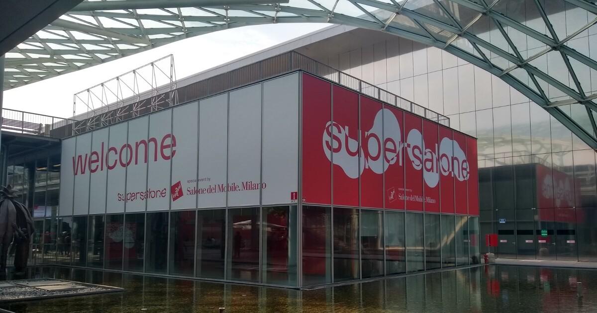 """Riparte il design: al """"supersalone"""" 60.000 visitatori"""